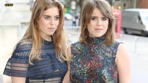 Despite their lavish upbringing as members of the royal family, Princesses Eugenie and Beatrice claim their lives haven't been easy. The princesses opened up about the difficulties of growing up royal in the latest issue of Vogue UK.