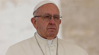 Pope Francis declares the death penalty 'inadmissible in all cases.' Lauren Green reports.