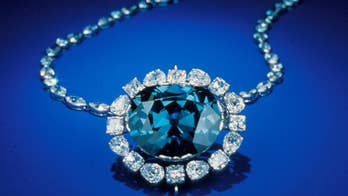 Scientists have discovered that extremely rare and expensive blue diamonds are formed hundreds of miles below the earth's surface.