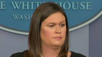 Sarah Sanders blasts the Trump-hating media and exposes their blatant bias