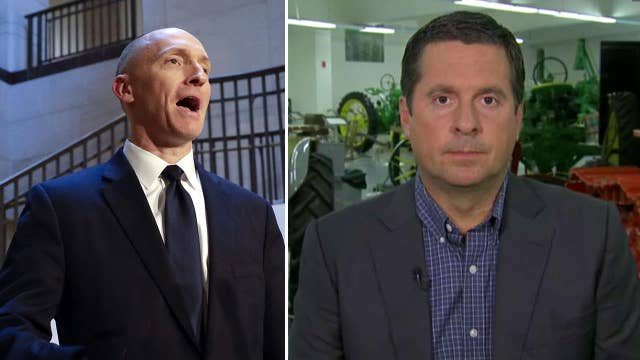 Nunes: Carter page documents are a 'phony FISA'