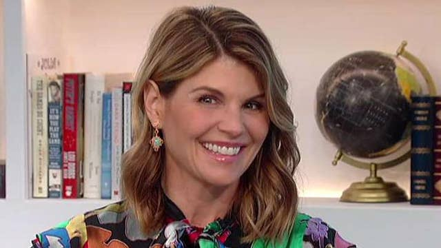 Lori Loughlin talks return of 'Garage Sale Mysteries'