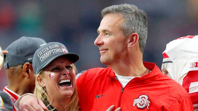 OSU puts Meyer on paid leave; Facebook to track screen time