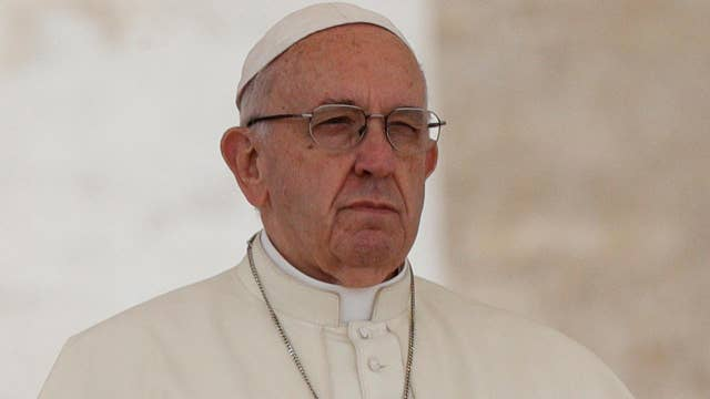 Pope Francis condemns the death penalty