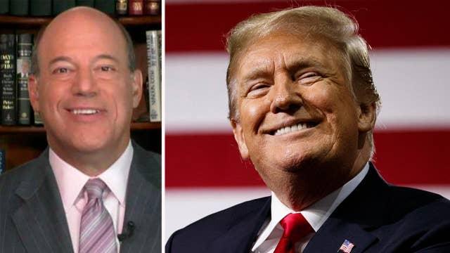 Ari Fleischer: Trump acting like how innocent people behave