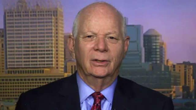 Sen. Cardin: Election security strategy is 'encouraging'