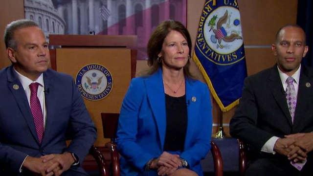 Democrats seeking a unified strategy to regain power in 2018
