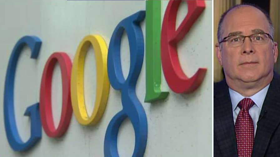 Google shut down its Chinese search engine in 2010. But new reports say Google is building a brand new, censored search engine that will allow it to re-enter the Chinese market, where it will be actively abetting the Communist police state. Last year, Google opened a major artificial intelligence research center in China. #Tucker