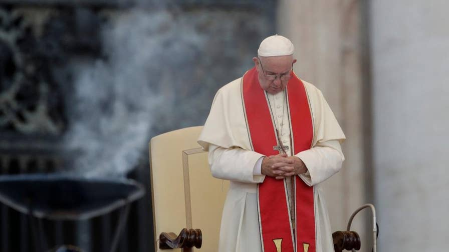 Pope Francis has updated the Catholic Church's catechism to deem the death penalty 'inadmissible;' a departure from the church's previous teachings.
