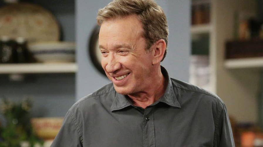 "Fox Television Group CEO and Chairman, Gary Newman spills details on the new season of Tim Allen's ""Last Man Standing,"" telling reporters the comedy series will return with Allen's character expressing some conservative views."