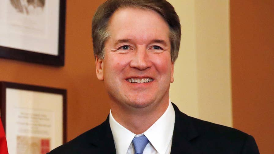 Republicans defend Supreme Court nominee Brett Kavanaugh as Democrats claim they don't have enough information to make a decision.