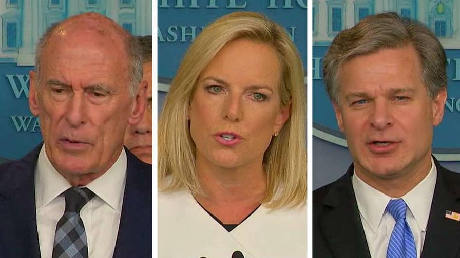 'Special Report' All-Star panel debates election security concerns.