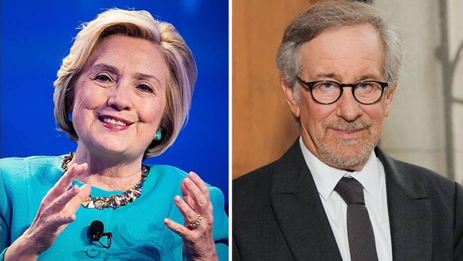 Clinton joins Spielberg to adapt 'The Woman's Hour' for TV