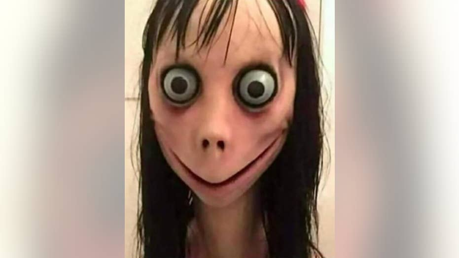 Momo game 'suicide challenge' spreads on WhatsApp