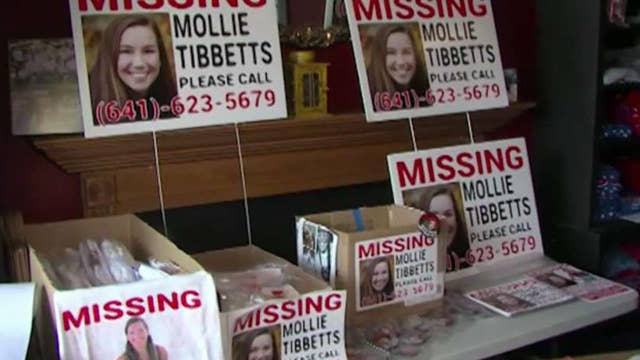Ted Williams on the search for Mollie Tibbets