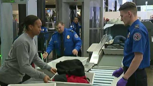 TSA looks to end screening at small airports