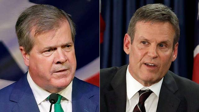A look at Tennessee's gubernatorial candidates
