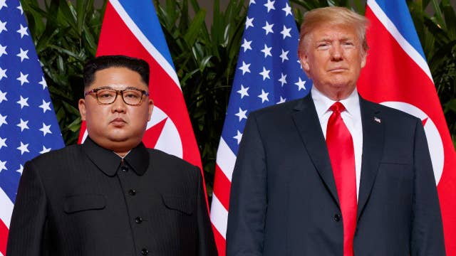 Is there a timeline for North Korea denuclearization?