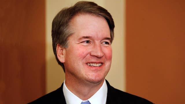 Archived Kavanaugh documents will not be ready until October