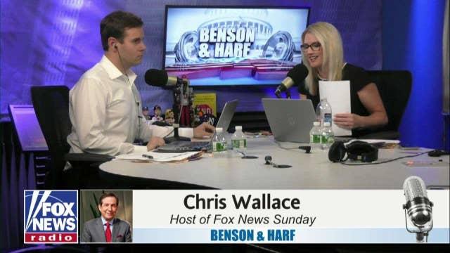 Fox News Sunday's Chris Wallace