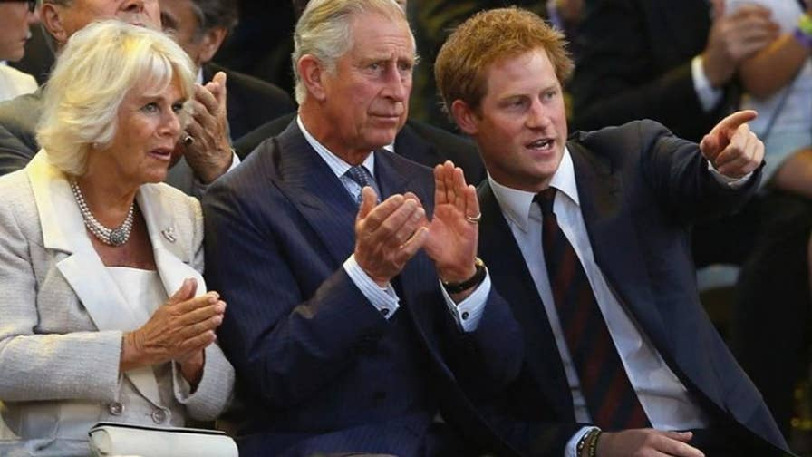 """In an excerpt from """"Harry: A Biography of a Prince,"""" journalist Angela Levin writes how Prince Harry, the Duke of Sussex, believes the public should feel sorry for Camilla and the position she had to come in to. Further describing her as a  """"wonderful woman"""" and """"not a wicked stepmother."""" Prince Harry on his relationship with Camilla, 'she's not a wicked stepmother'"""