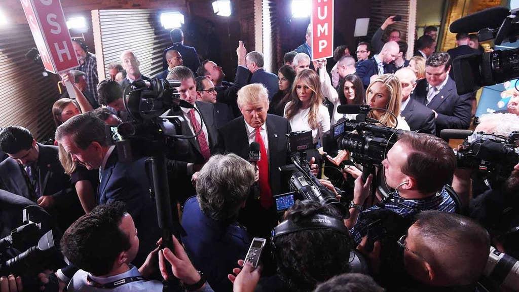DAN GAINOR: Liberal, anti-Trump media proves once again it just can't help itself
