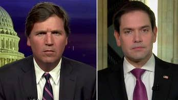 Senator Marco Rubio hopes to raise awareness regarding security threats posed by China; the Florida senator speaks out on 'Tucker Carlson Tonight.' #Tucker