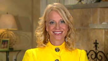 Senior counselor to the president Kellyanne Conway discusses the booming economy and bias within the media.