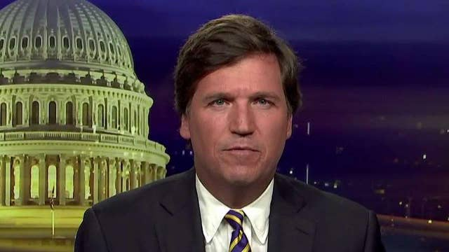 Tucker: Hysteria on the left hits new heights