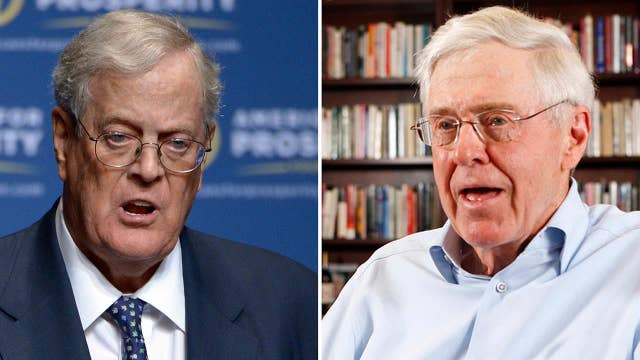 RNC warning donors to steer clear of Koch brothers
