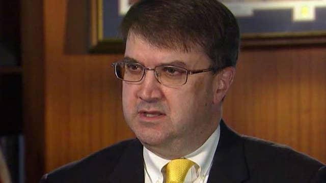 VA Secretary Robert Wilkie faces his toughest assignment yet