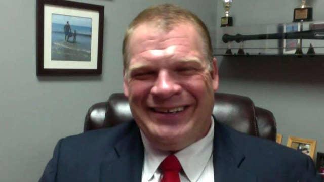 WWE wrestler Kane on becoming a Tennessee mayor