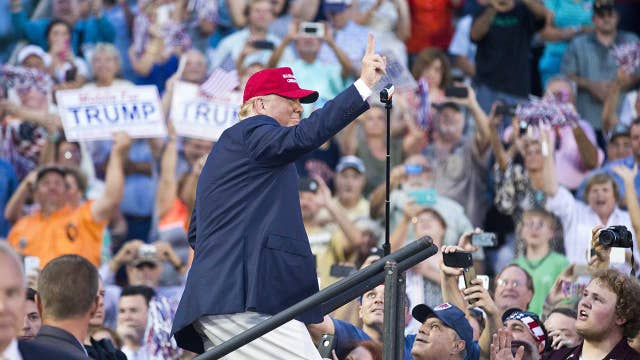 Will Ohio Trump rally tip the scale for GOP candidate?