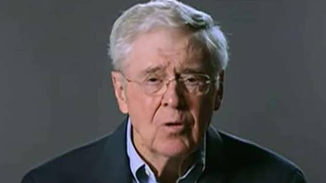 The Koch Network speaks out on feud with President Trump