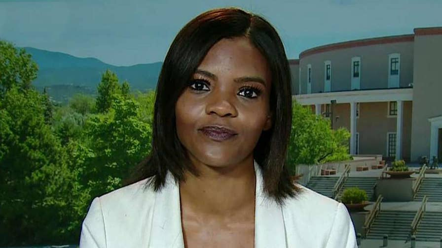 Candace Owens reacts after Sen. Cory Booker says there is something 'savagely wrong' in America and discusses the outrage over New York Times' new editorial board member.