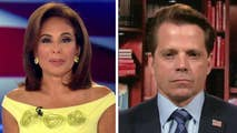 Anthony Scaramucci weighs in on 'Justice with Judge Jeanine' as President Trump stumps in Ohio for Republican candidates.