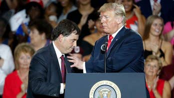 Trump: There's only one choice in this election, that's vote for Troy Balderson.