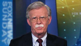 On 'Fox News Sunday,' the national security adviser reacts to apparent attack on President Maduro, questions surrounding a disconnect between the White House and President Trump on election interference.