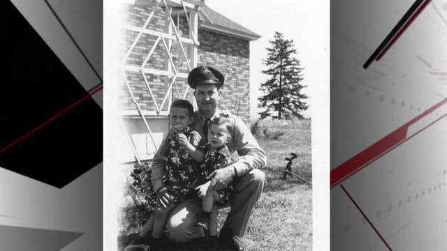 Son seeking answers after father's capture in Korean War
