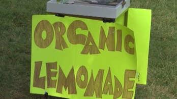 9-year-old robbed at gunpoint by a teenager at his North Carolina lemonade stand.