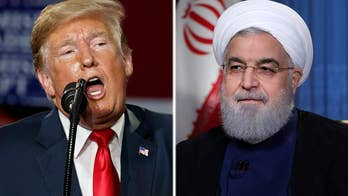The Trump administration is set to restore many of the sanctions the U.S. lifted as part of the 2015 nuclear deal with Iran; Rich Edson reports from the State Department.