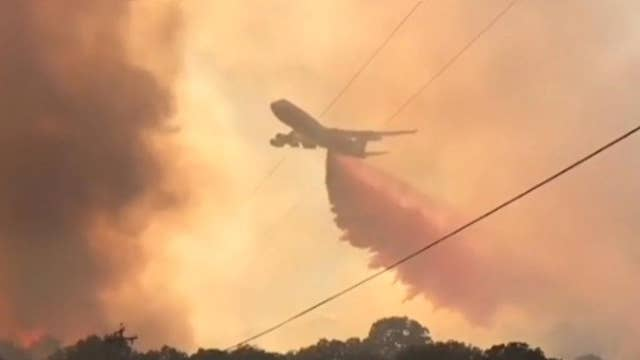 Death toll rises to 7 in the Carr wildfire
