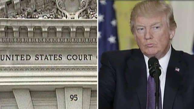 How Trump is evolving the federal judiciary