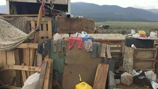 New Mexico compound believed to have Islamic extremist ties
