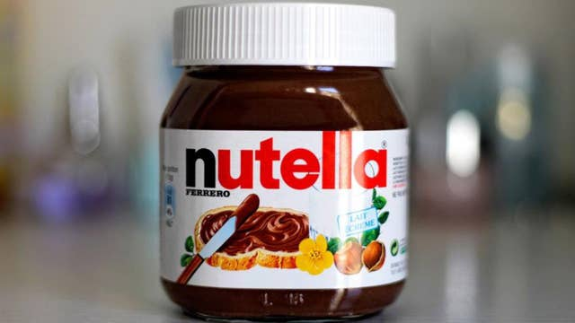 Nutella maker wants to hire 60 taste testers