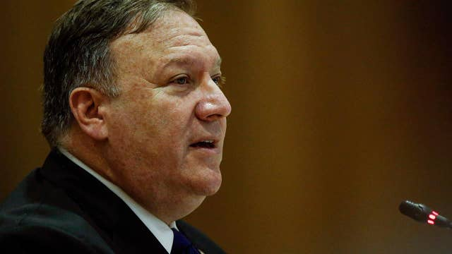 Pompeo says North Korea not living up to nuclear pledge