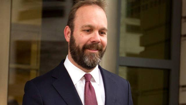 Rick Gates takes the stand in Manafort trial