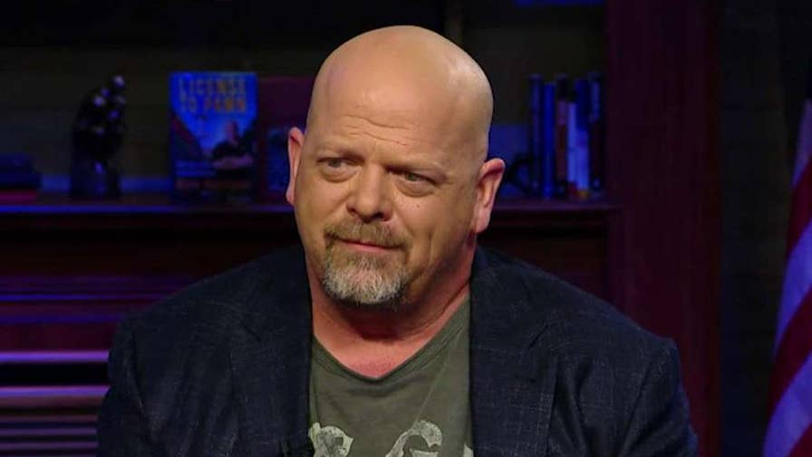 American businessman Rick Harrison shares his story with 'Life, Liberty & Levin.'