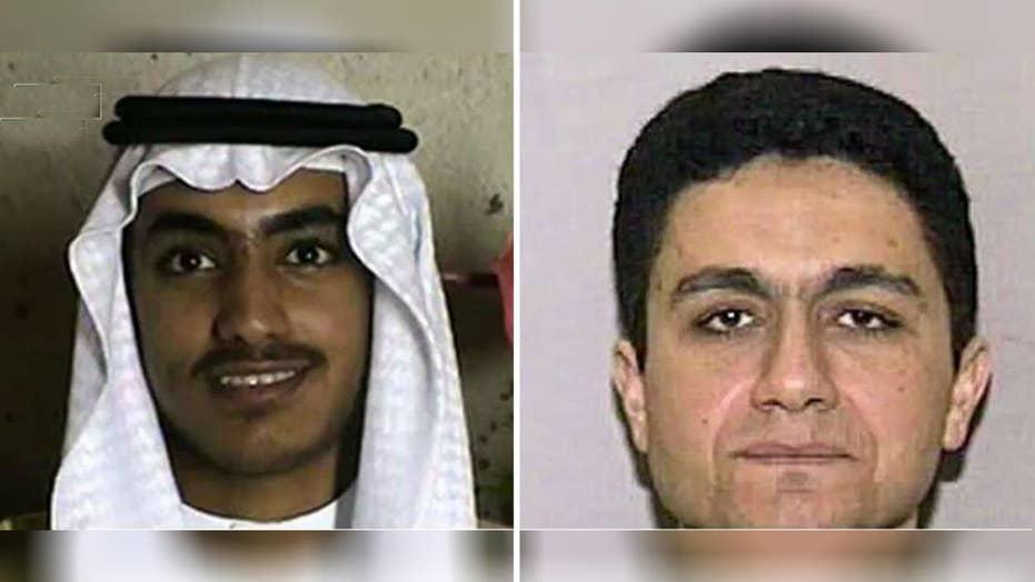 Bin Laden's son reportedly marries 9/11 hijacker's daughter