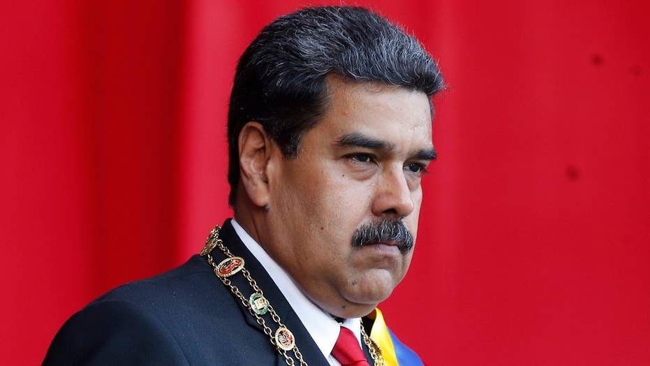 'Assassination' attempt rattles Maduro's shaky grip on power